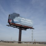 Breathe Easier Charleston, Cruise Billboard